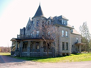 National Register of Historic Places listings in Elk County, Pennsylvania - Image: Bonifels Apr 10
