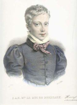 Henri d'Artois, duc de Bordeaux