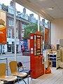 Boscombe, postbox inside Sainsbury's - geograph.org.uk - 1430157.jpg