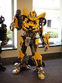 BotCon 2011 - Transformers cosplay - Bumblebee (5802618624).jpg