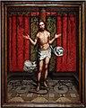 Bottega di viseu (attr.), cristo alla colonna, 1530 ca.jpg