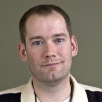 Head shot of Brandon Mull