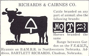 Kinkaid Act - Spade Ranch brand