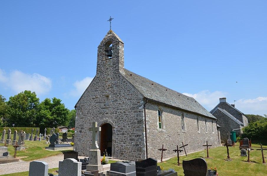 Église Notre-Dame de Branville-Hague.
