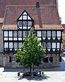 Braunschweig ehemaliges Rueninger Zollhaus von Norden (2011).JPG