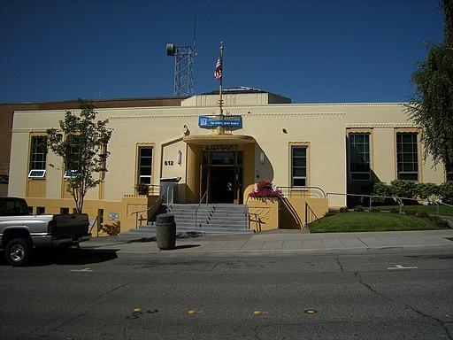Bremerton, WA public library