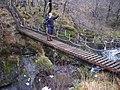 Bridge over Abhainn a Ghlinne Bhig - geograph.org.uk - 105912.jpg