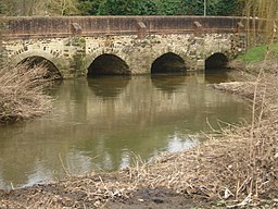 Bridge over the River Wey - geograph.org.uk - 672142.jpg
