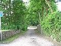 Bridleway - Box Ings Lane - Huddersfield Road - geograph.org.uk - 1896239.jpg