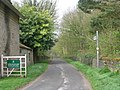 Bridleway - Church Lane - geograph.org.uk - 1251494.jpg