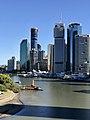 Brisbane CBD from Story Bridge, Brisbane in August 2018, 03.jpg