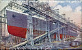 Britannic launching postcard.jpg