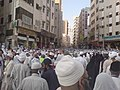 British Hajj Delegation- Worshippers After Friday Prayers (2114817809).jpg