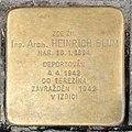 Brno Gedenkstein Heinrich Blum.jpg