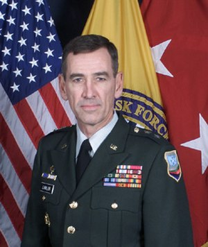 Bruce M. Lawlor - Lawlor as commander of Joint Task Force-Civil Support