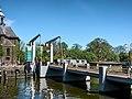 Brug 277, Pelikaanbrug, brug 277 in de Kleine Wittenburgerstraat over de Nieuwe Vaart foto 2.jpg