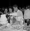 Bruiloft in de kibboets Yad Mordechai bij Asjkelon in het zuidwesten van Israel., Bestanddeelnr 255-4203.jpg