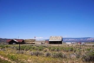 Bryce Canyon Airport Airport in Garfield County, Utah