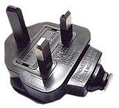 BS 1363 plug
