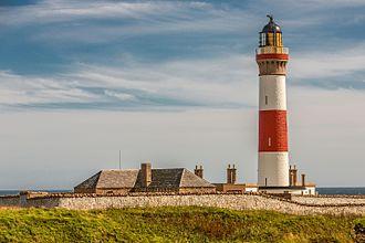 Boddam, Aberdeenshire - Buchan Ness Lighthouse