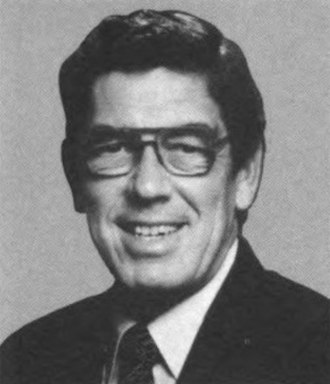 United States Deputy Secretary of Commerce - Image: Bud Brown 97th Congress 1981