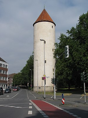 Buddenturm in Münster