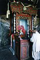 Buddhist Temple in Sichuan, China 1999.jpg