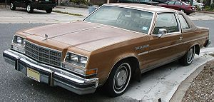 Buick Electra - 1977 Buick Electra Limited Coupe