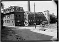 Building 6 on left building 1 on right. - American Screw Company, Stevens Street, Providence, Providence County, RI HAER RI,4-PROV,172-2.tif