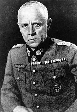 Ludwig Beck - Generaloberst Ludwig Beck