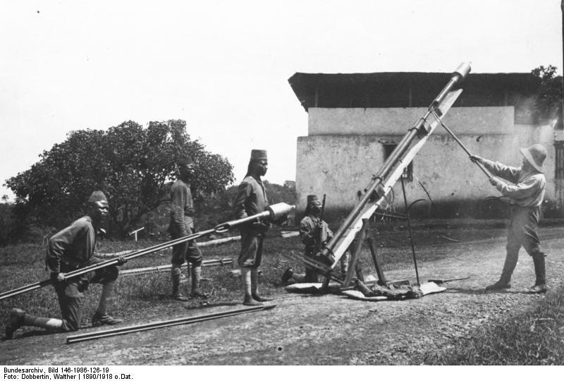 Bundesarchiv Bild 146-1986-126-19, Deutsch-Ost-Afrika, Askaris