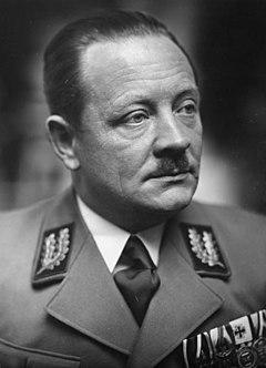 Erich Koch Nazi leader, war criminal, art collector