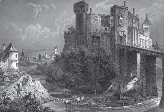 Burg Vajad Hunyad (Rumaenien)