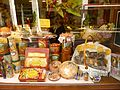 Burgos - Productos gastronómicos en la Plaza Mayor 02.jpg