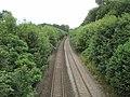 Burlescombe railway station (site), Devon (geograph 5458725).jpg