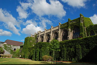 Victoria University, Toronto - Burwash Hall