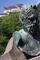 Bust of Victor Hugo, Vianden, Luxembourg (5808465569).jpg