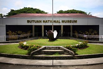 National Museum of the Philippines - Butuan National Museum