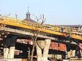 Bydgoszcz - widok budowy wiaduktu nad ulicą Jagielońską - panoramio (1).jpg