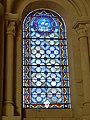 Cénac Église Notre-Dame de la Nativité - Fenster 2 Stella Maris.jpg