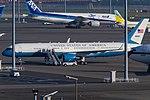 C-32A 98-0002 at Spot V2. (10068321464).jpg