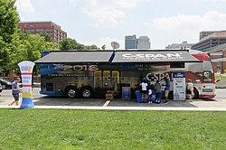 photo regarding C Span Printable Schedule referred to as C-SPAN Bus application - Wikipedia
