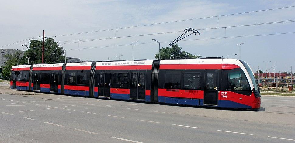 CAF GSP 1509