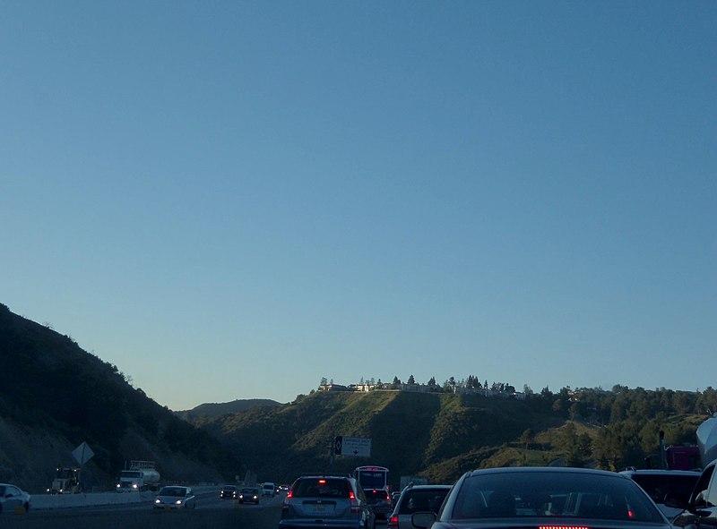 File:CA Freeway 405 South towards Los Angeles, CA - panoramio.jpg