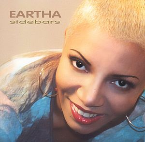 Eartha (musician) - Sidebars CD Cover