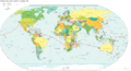 CIA WorldFactBook-Political world-ee.png