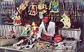COLLECTIE TROPENMUSEUM Beschilderen van wajangpoppen TMnr 4925-2.jpg