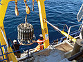 CSIRO ScienceImage 10807 Deploying the CTD instrument from the RV Southern Surveyor.jpg