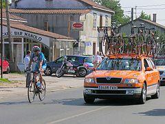 Cacheiras.Volta ciclista a Espana. 2ª etapa. 1set2007 3.jpg