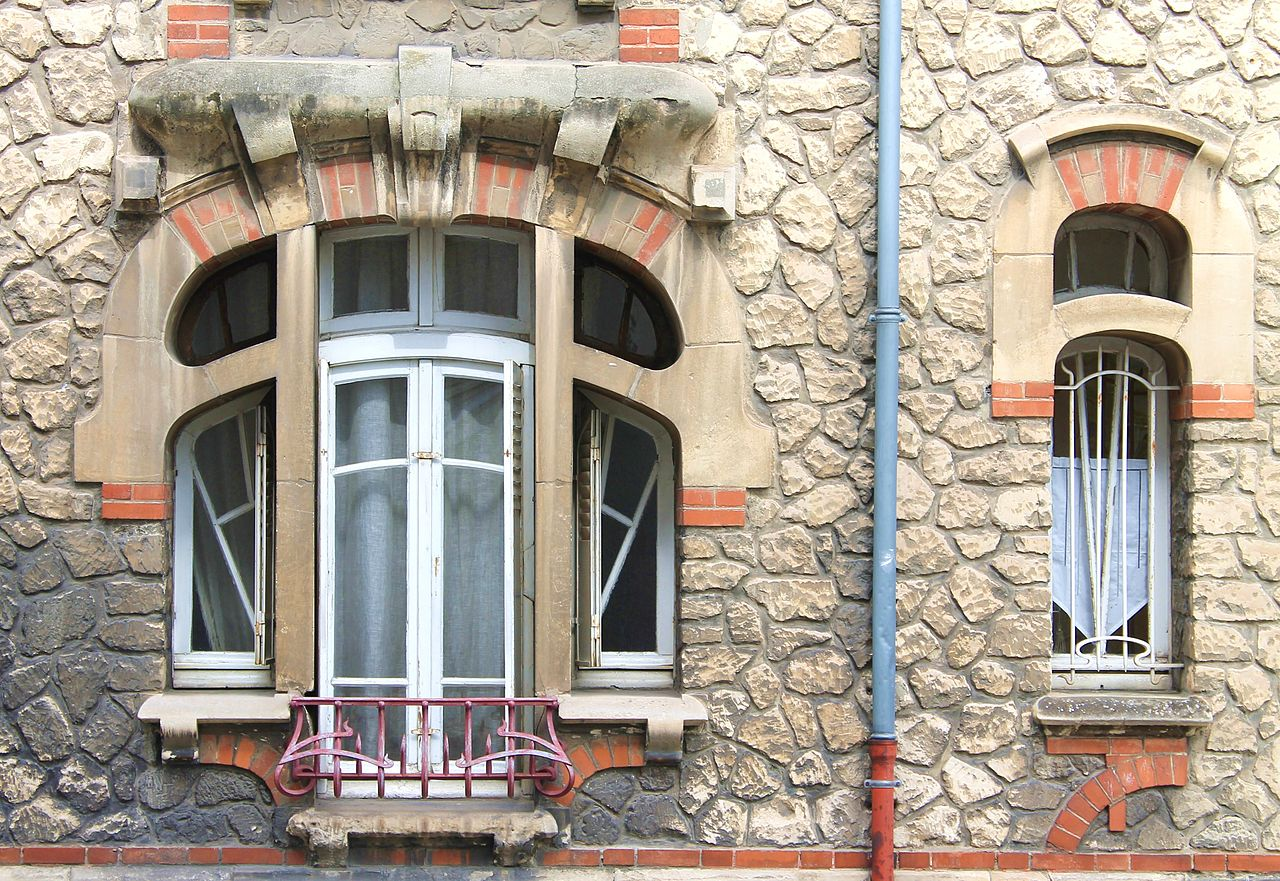 file caen 2 rue du xxe si cle jpg wikimedia commons. Black Bedroom Furniture Sets. Home Design Ideas